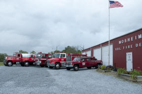 Mosheim Volunteer Fire Department